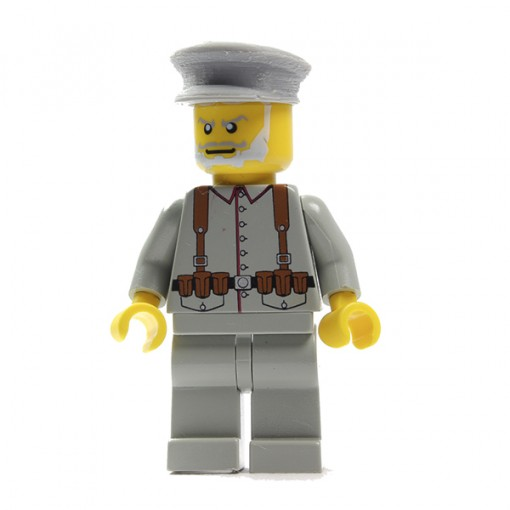 WW1 German officer peak hat